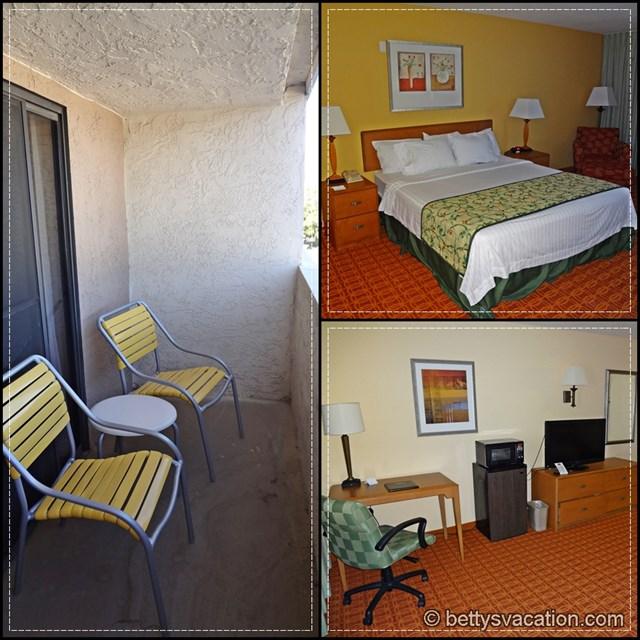 Fairfield Inn Palm Desert Collage
