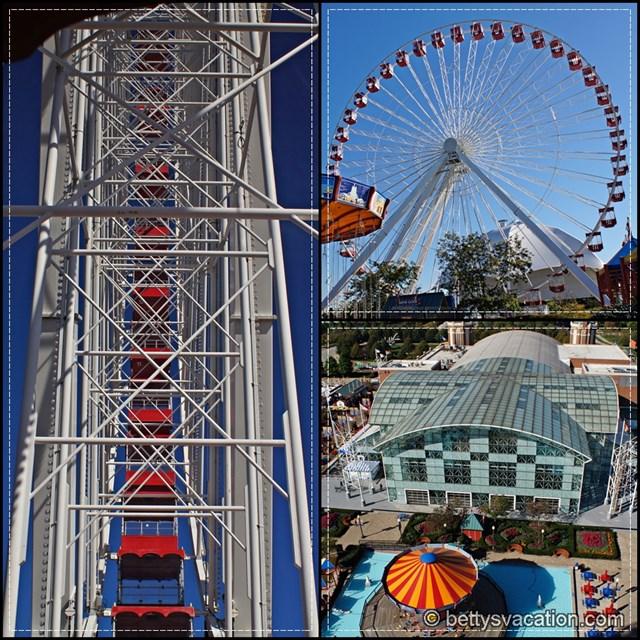 Ferris Wheel Navy Pier