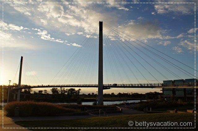 Footbridge Omaha