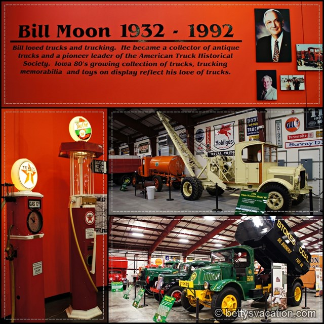 Iowa 80 Trucking Museum Collage 1
