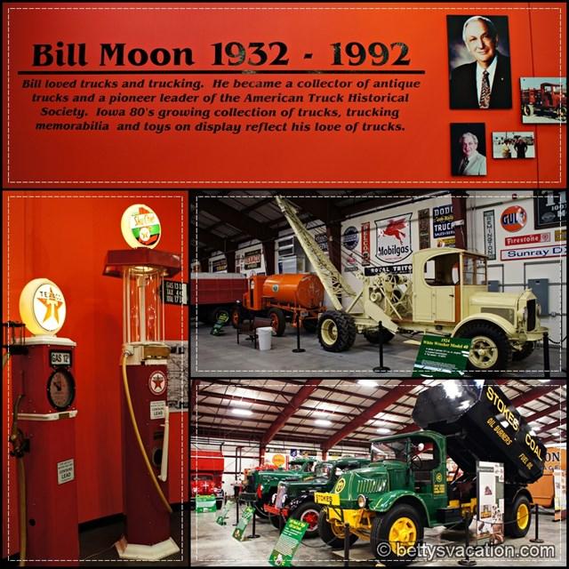 Iowa 80 Trucking Museum Collage 1