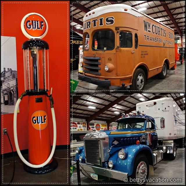 Iowa 80 Trucking Museum Collage 2