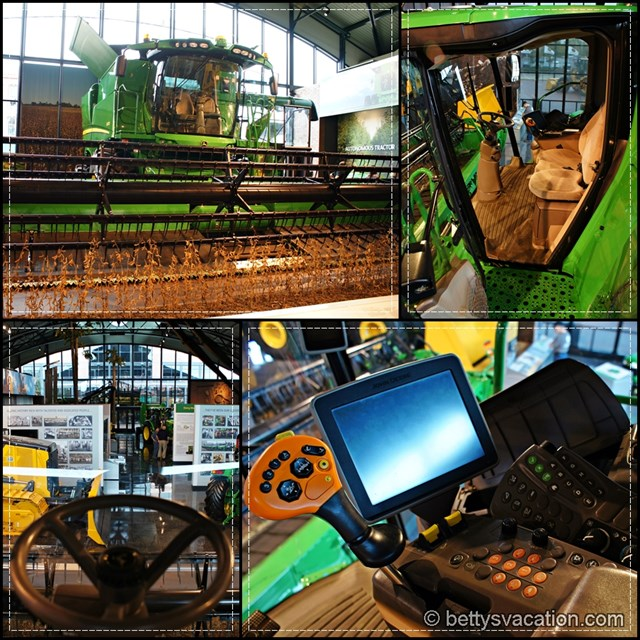 John Deere Pavillion Collage 1