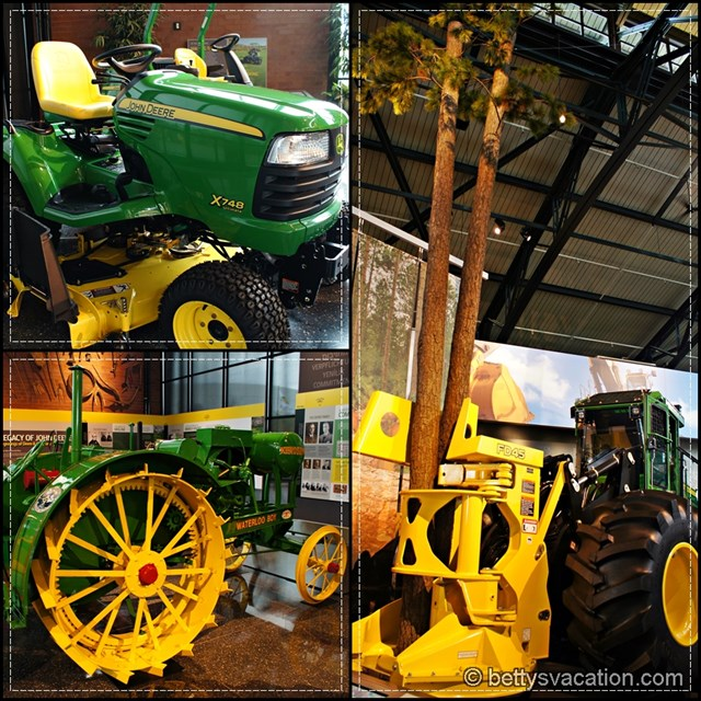 John Deere Pavillion Collage 3