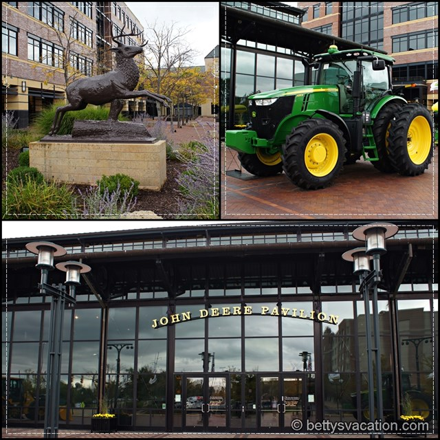 John Deere Pavillion Collage 4