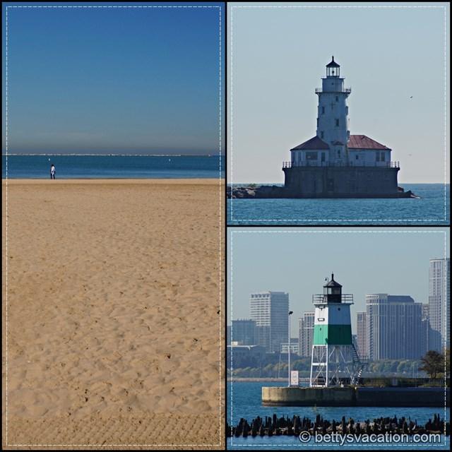 Lake Michigan & Lighthouses