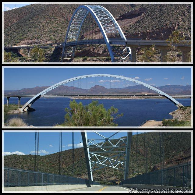 Lake Roosevelt Brücke