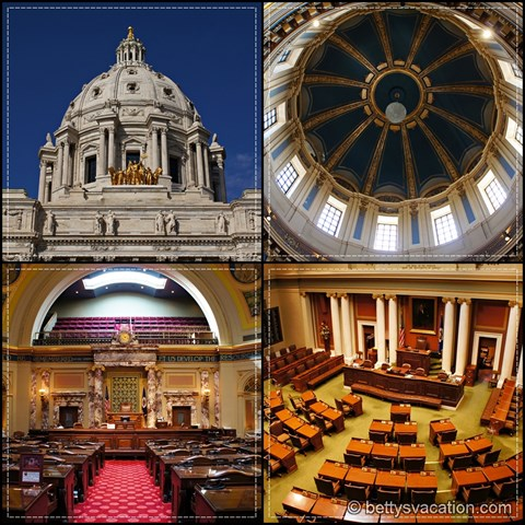 MN Capitol Collage 2