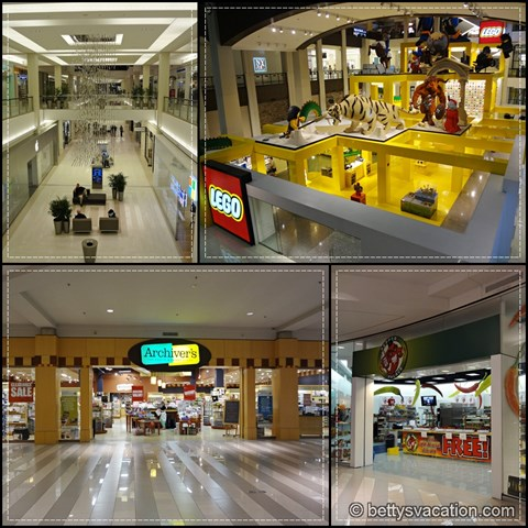 Mall of Amerika Collage 1