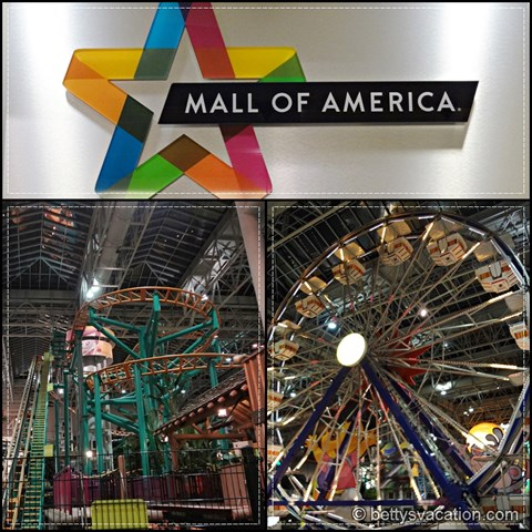 Mall of Amerika Collage 2