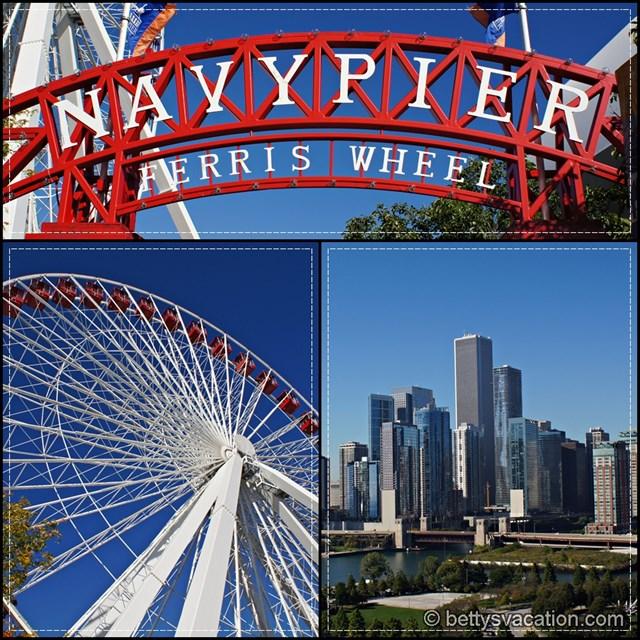 Navy Pier Collage 1