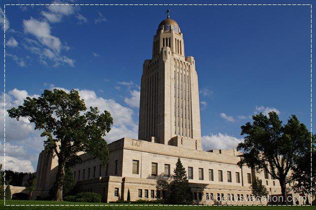 Nebraska State Capitol 6