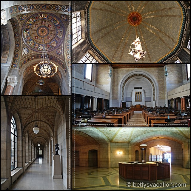 Nebraska State Capitol Collage 1