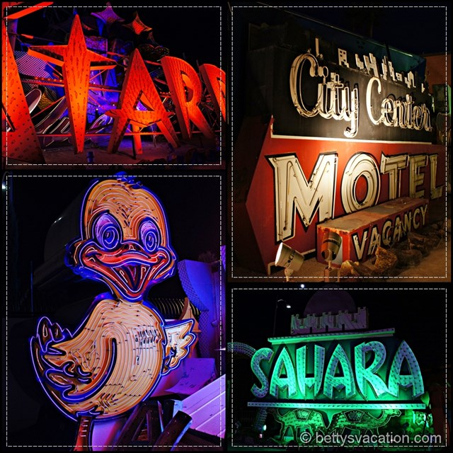 Neon Museum Collage 2