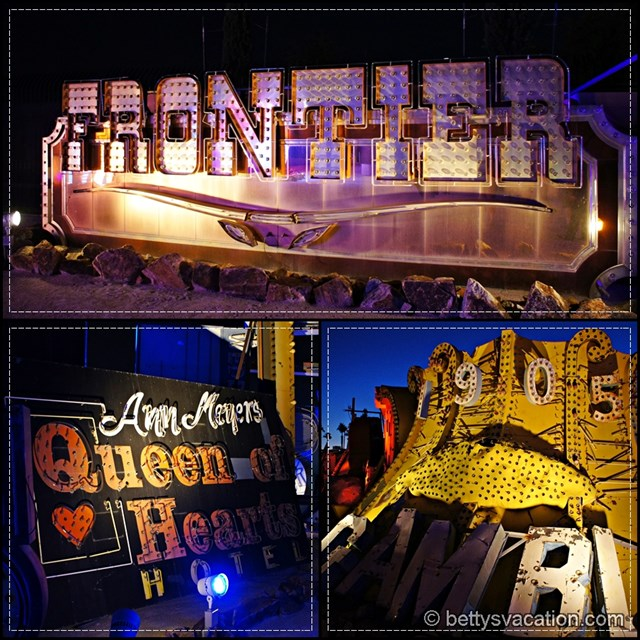 Neon Museum Collage 4