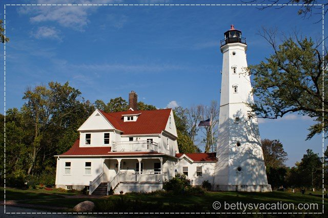 North Point Lighthouse 1