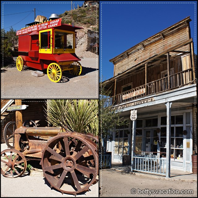 Oatman Burrows Collage 4