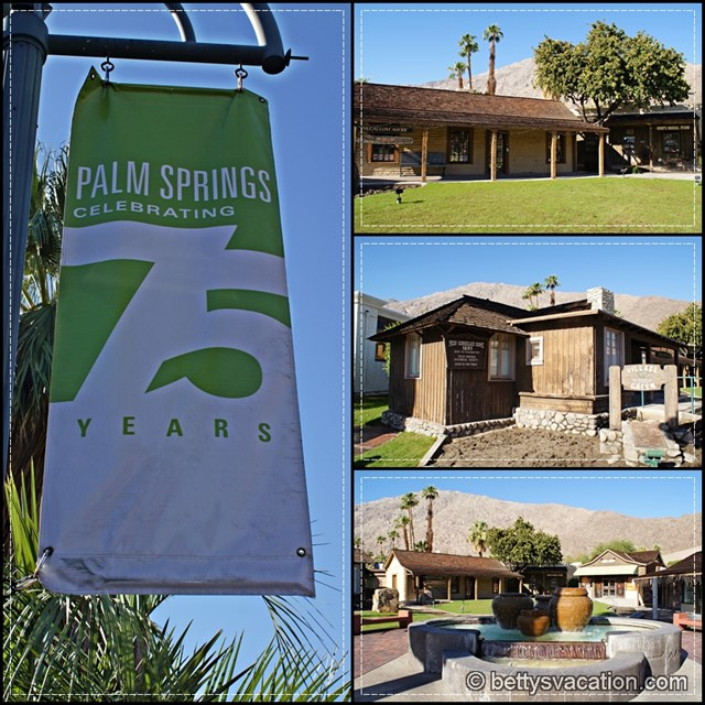 Palm Springs History
