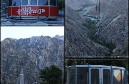 Palm Springs Aerial Tramway, Kalifornien