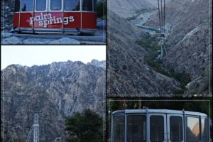 Palm Springs Tramway Collage 2