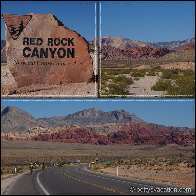 Red Rock Canyon Collage
