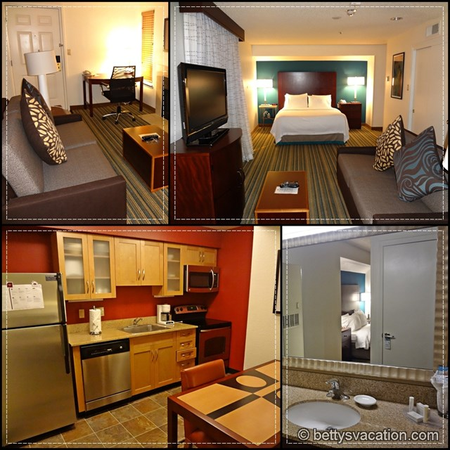 Residence Inn Phoenix Collage 1
