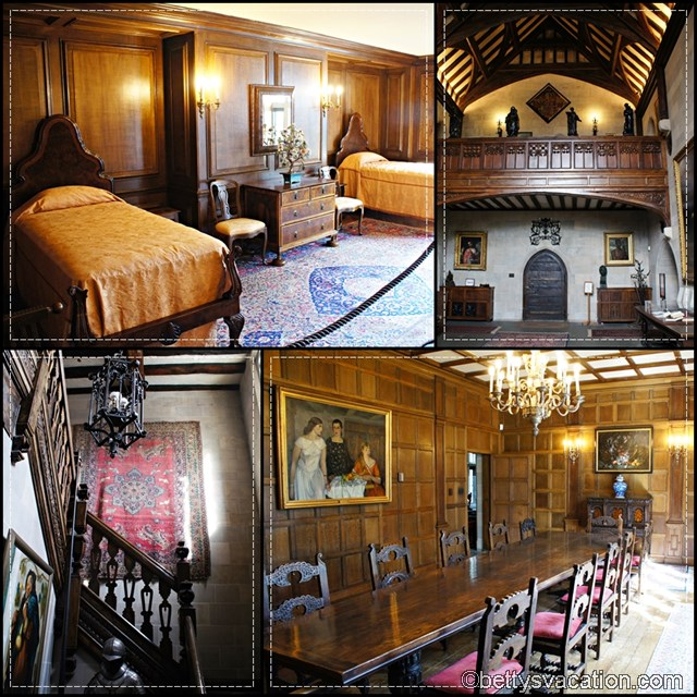Salisbury House Collage