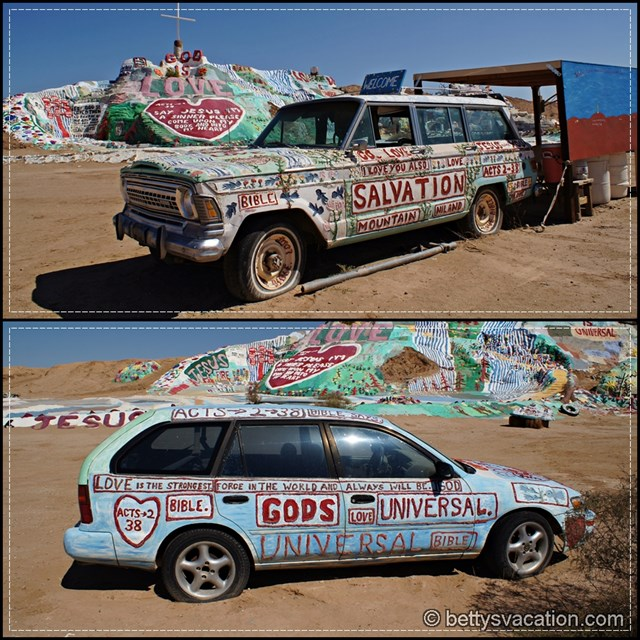 Salvation Mountain Collage 3