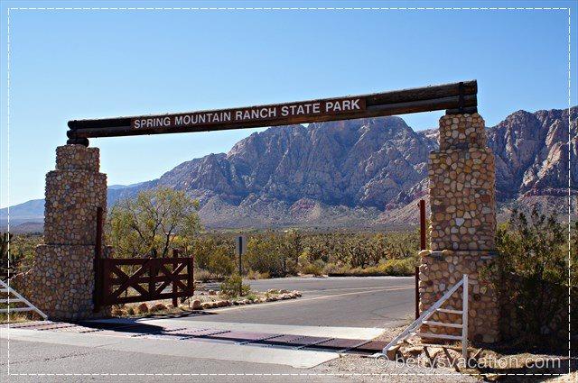 Spring Mountain Ranch SP 14