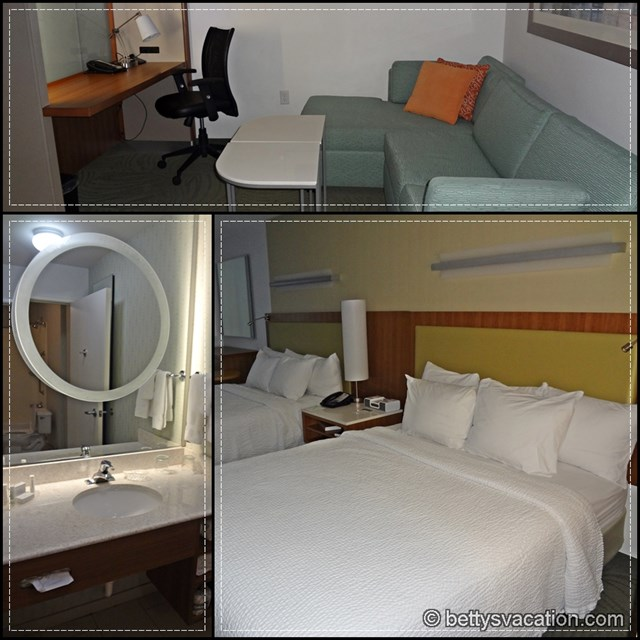 Springhill Suites Collage