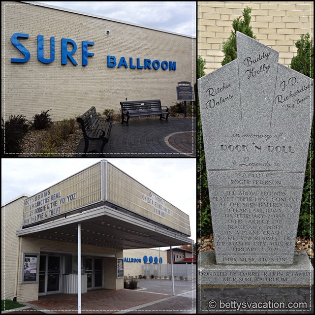 Surf Ballroom Collage 1