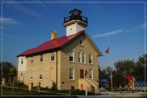 1860 Lighthouse & Light Station Museum, Wisconsin