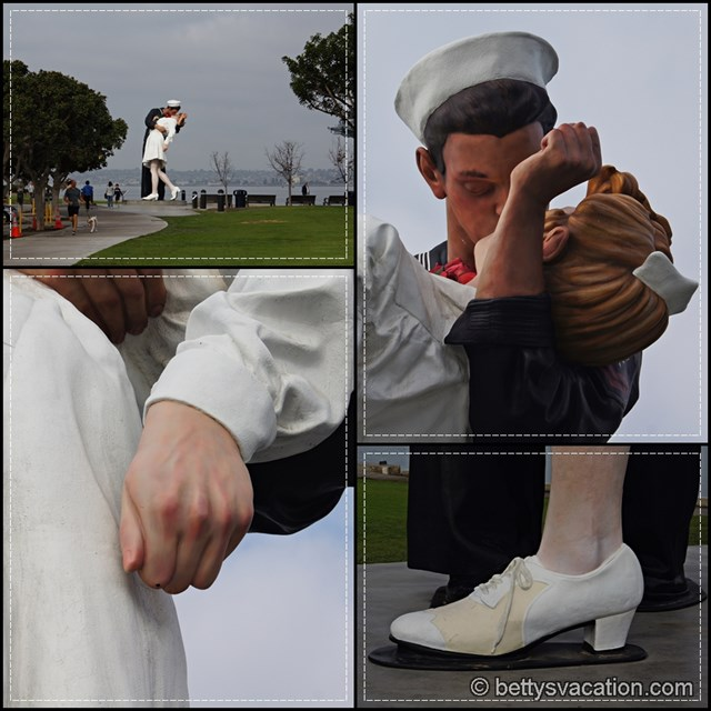 The unconditional Surrender Collage