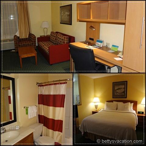 Towne Place Suites Collage