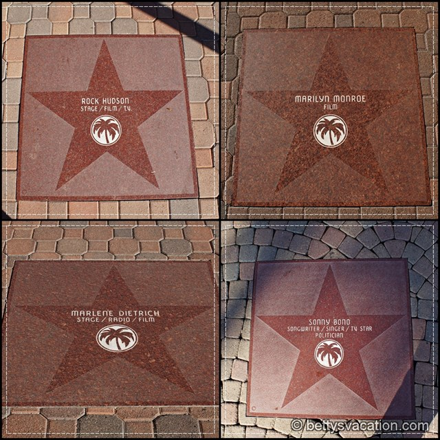 Walk of Fame Collage