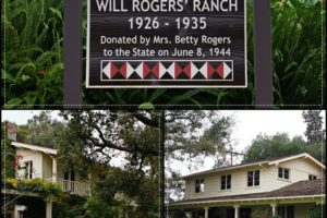 Will Rogers Ranch Collage 1