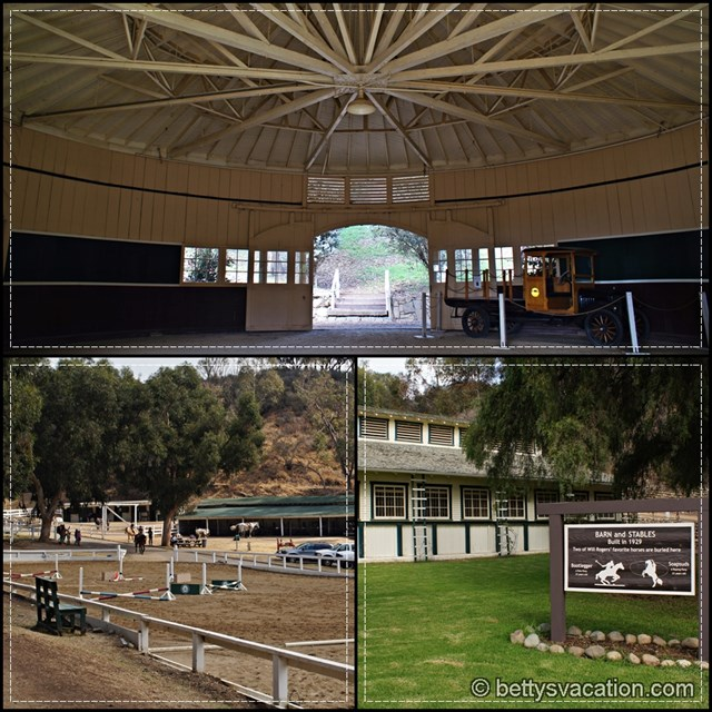 Will Rogers Ranch Collage 3