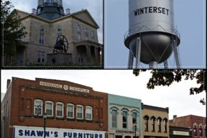 Winterset Collage