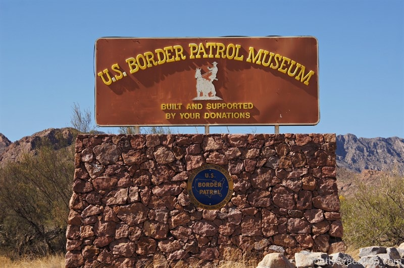 National Border Patrol Museum, El Paso, Texas