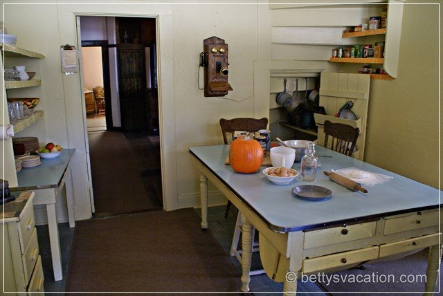 Faraway Ranch Küche