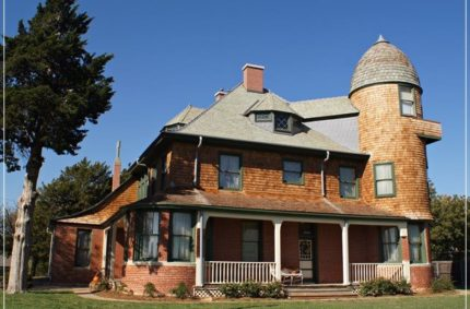 Governor A.J. Seay Mansion, Kingfisher, Oklahoma