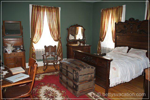 Seay House Bedroom 1