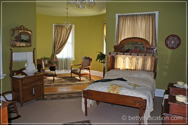 Seay House Bedroom 2