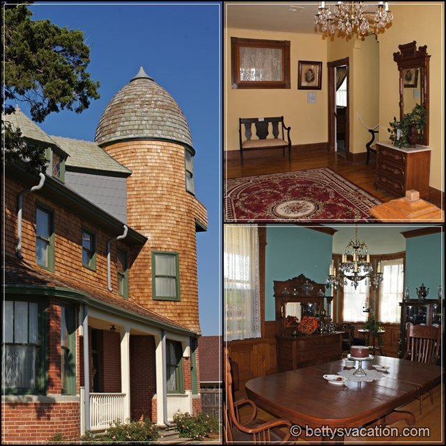 Seay House Collage 1