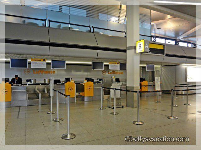Lufthansa in Tegel
