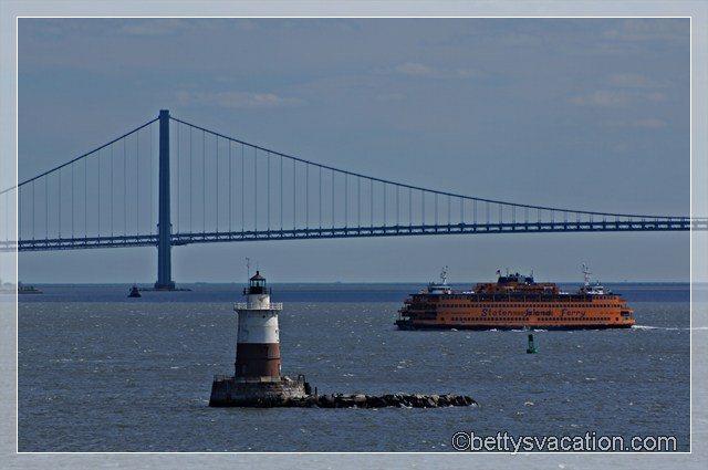 Bridge & Lighthouse