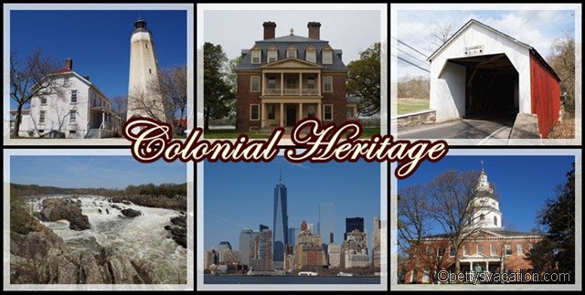 COLONIAL HERITAGE TITEL
