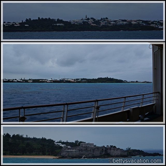 Collage Bermuda Channel