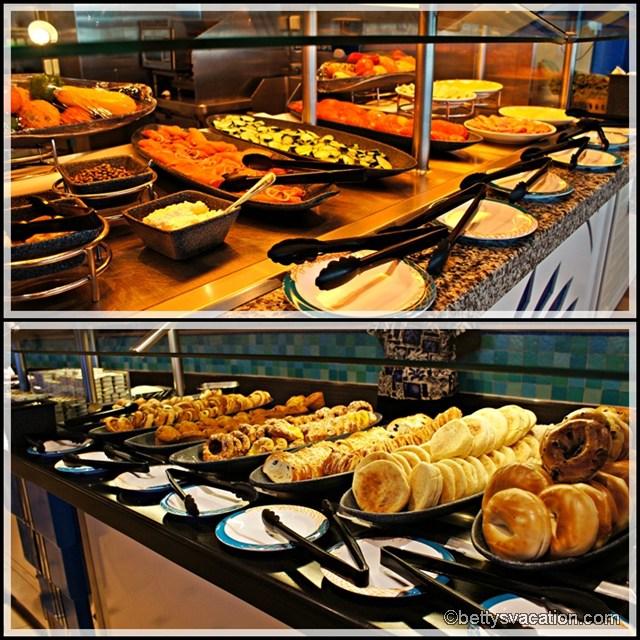 Collage Frühstück 2