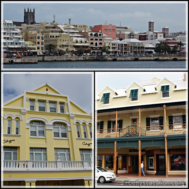 Collage Front Street
